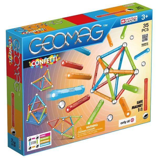 Geomag - Confetti - 35 pc (351)