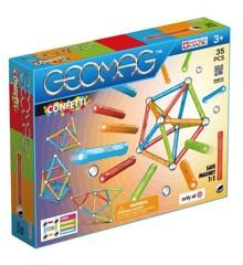 Geomag - Confetti - 35 stk