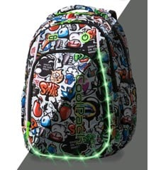 Coolpack - LedPack Schoolbag - Grafitti