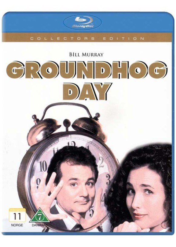 Groundhog Day (Collector's Edition) (Blu-ray)