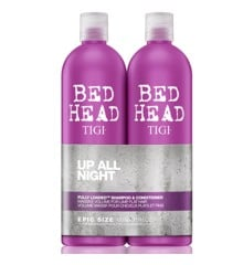 TIGI - Bed Head Fully Loaded Massive Volume Shampoo + Conditioner 2x 750 ml