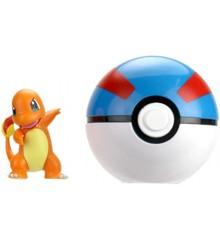Pokemon - Clip'N Go - Charmander (95074)
