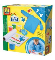 SES Creative - My First Fingerpaint Set (S14417)