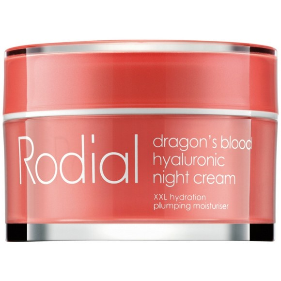 Rodial - Dragon's Blood Hyaluronic Night Cream - 50 ml