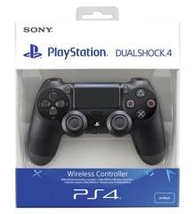 New Sony Dualshock 4 Ohjain v2 - Musta