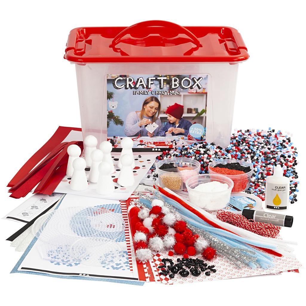 DIY Kit - Bastelkiste - Weihnachten