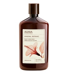 AHAVA - Mineral Botanic Cream Wash - Hibiscus & Fig 500 ml