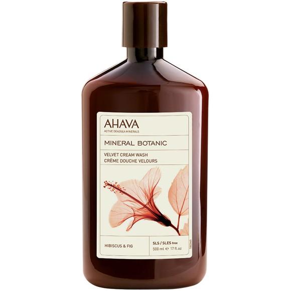 AHAVA - Mineral Botanic Cream Wash - Hibiscus & Fig 500 ml