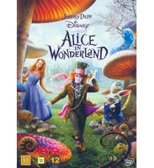 Alice in Wonderland (Tim Burton) - DVD