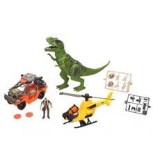 Dino Valley - T-Rex Revenge Legesæt