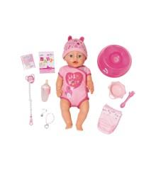 Baby Born - Blød dukke med blå øjne (824368)