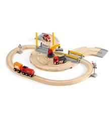 BRIO - Rail & Road kransæt (33208)