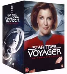 Star Trek Voyager Complete Box (re-pack) - DVD