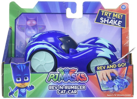 Pyjamasheltene - Rev N Rumblers - Cat-car
