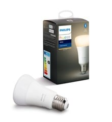 Philips Hue - E27 BT Single Bulb - White - Bluetooth