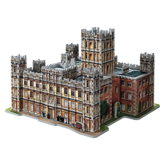 Wrebbit - Downton Abbey, 890 pc