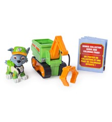 Paw Patrol - Ultimate Rescue Mini - Rocky Mini Crane (20101482)