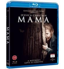 Mama (Jessica Chastain) (Blu-ray)