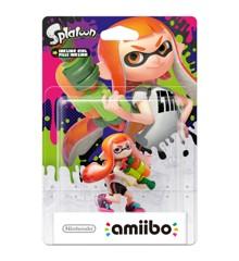 Nintendo Amiibo Figurine Inkling Girl (Splatoon Collection)
