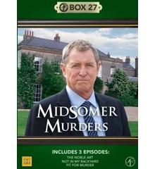 Midsomer Murders - Box 27 - DVD