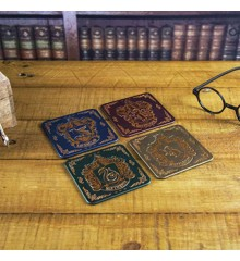 Harry Potter - Hogwarts Crest Coasters (PP4257HP)