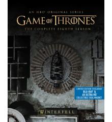 Game Of Thrones Season 8 -  4KSteelbook