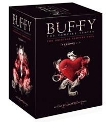 Buffy The Vampire Slayer Box - Den Komplette Boks - Sæson 1-7 (39 disc) - DVD