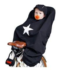 Babytrold - Regnslag til cykelstol