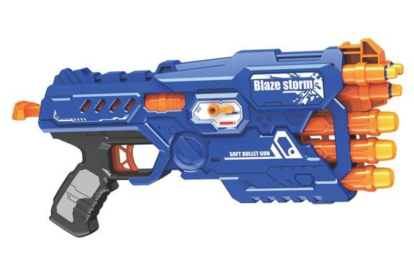 Manual Soft Bullet - Inclusive 2 x 5 Darts (520314)