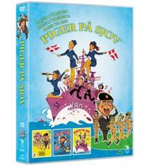 Piger på sjov (3 film) - DVD