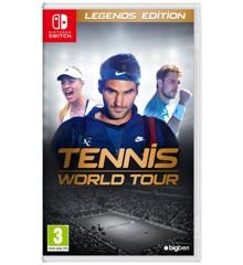 Tennis World Tour: LegendsEdition