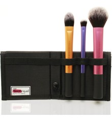 Real Techniques - Travel Essentials 3x Brush + Case