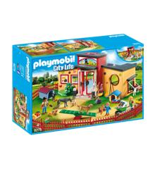 Playmobil - Dyrehotellet Lille Pote (9275)