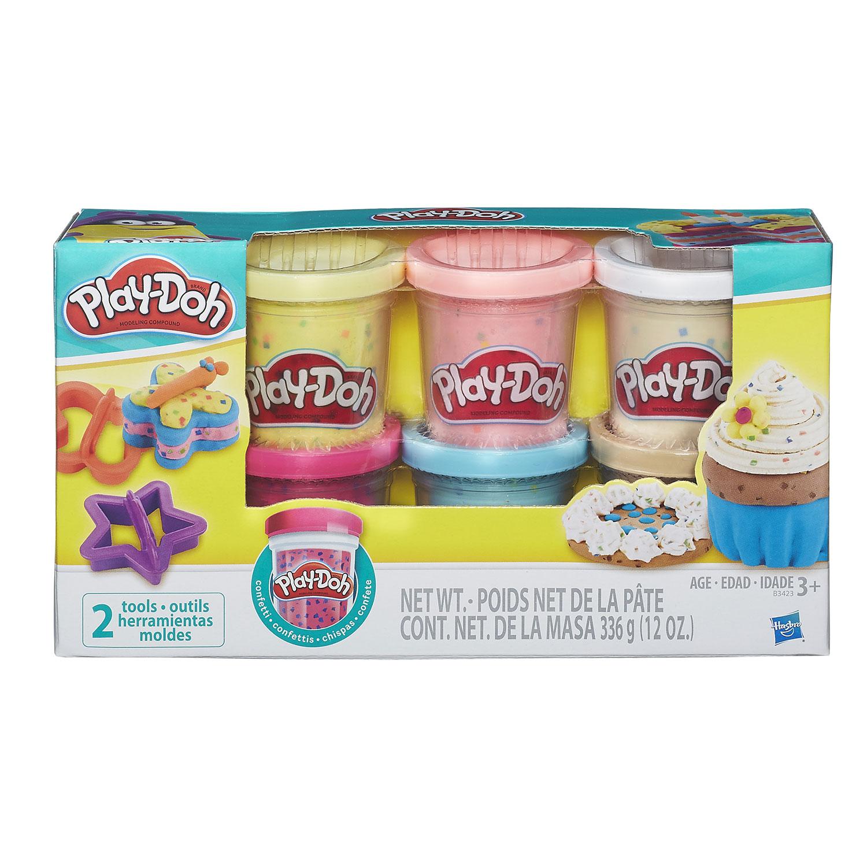 Play-Doh - Confetti Compound Collection (B3423)