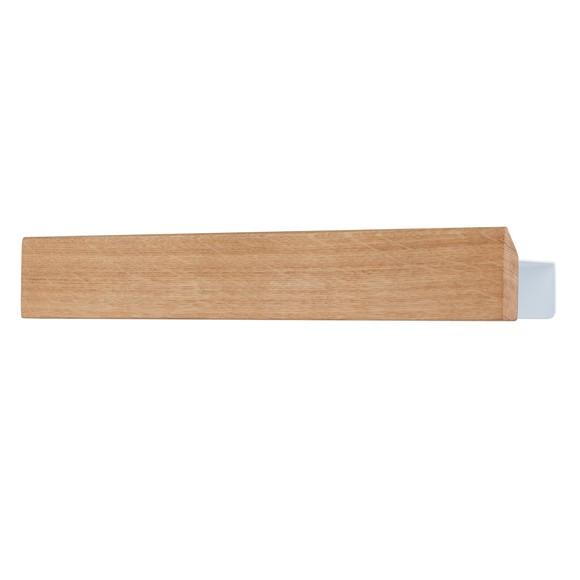 Gejst - Flex Rail Knivmagnet 40 cm - Hvid