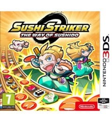 Sushi Striker: Way of the Sushido