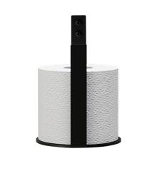 Nichba - Toiletpapir Holder Ekstra - Black (L100113)