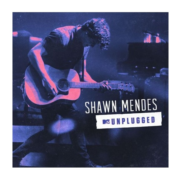 Shawn Mendes - MTV Unplugged - Live From L.A. 2017 - CD