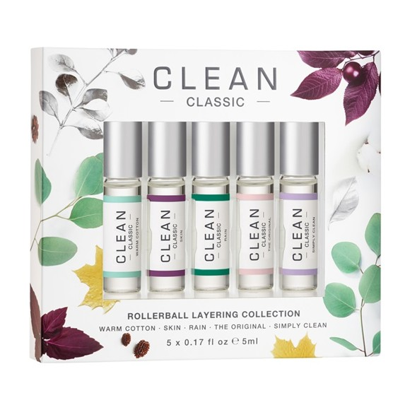 Clean - 5 Piece Rollerball Collection - Gavesæt