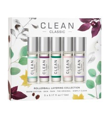 Clean - 5 Piece Rollerball Collection - Giftset