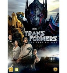 Transformers: The Last Knight - DVD