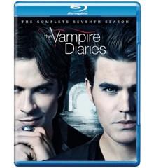 The Vampire Diaries season 7 (Blu-Ray)