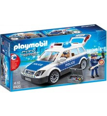 Playmobil - Squad Car with Lights and Sound (6920)
