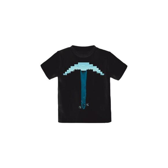 Minecraft T-shirt Pick Axe 11-12 Years