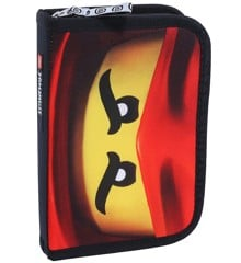 LEGO - Pencil Case with Content -Ninjago - Kai of Fire (20085-2001)