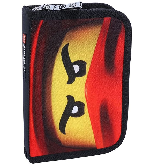 LEGO - Pencil Case with Content -Ninjago - Kai of Fire (20085-2001)