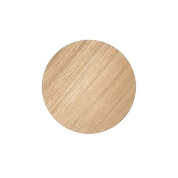 Ferm Living - Wire Basket Top Large - Oiled Oak Veneer (3187)