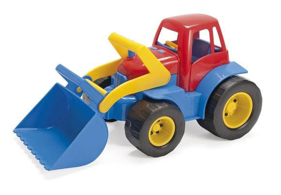 Dantoy - Tractor with Plastic Wheels (2129)