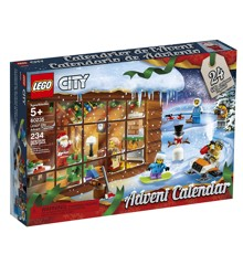 ​​LEGO City - Advent Kalender 2019