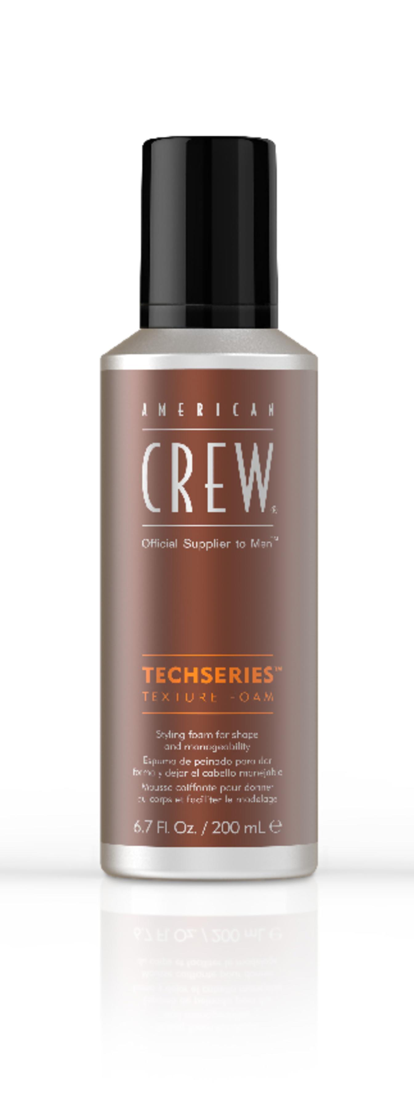 American Crew - Techseries Texture Foam 200 ml